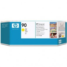 PRINTHEAD + CLEANER  HP C5057A (90) Yellow Original