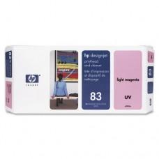 PRINTHEAD + CLEANER HP C4965A (83) Light Magenta UV Original
