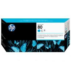 PRINTHEAD HP C4821A (80) Cyan Original