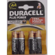 BATERIJA Duracell Plus Power (alkalna) AA 4/1