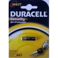 BATERIJA Duracell MN-27  27A (alkalna) 12V 1/1
