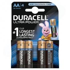 BATERIJA Duracell Ultra Power (alkalna) AA 4/1